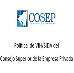 Política de VIH/SIDA del COSEP